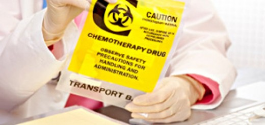 Doctor-Chemotherapy-Drug-Bag