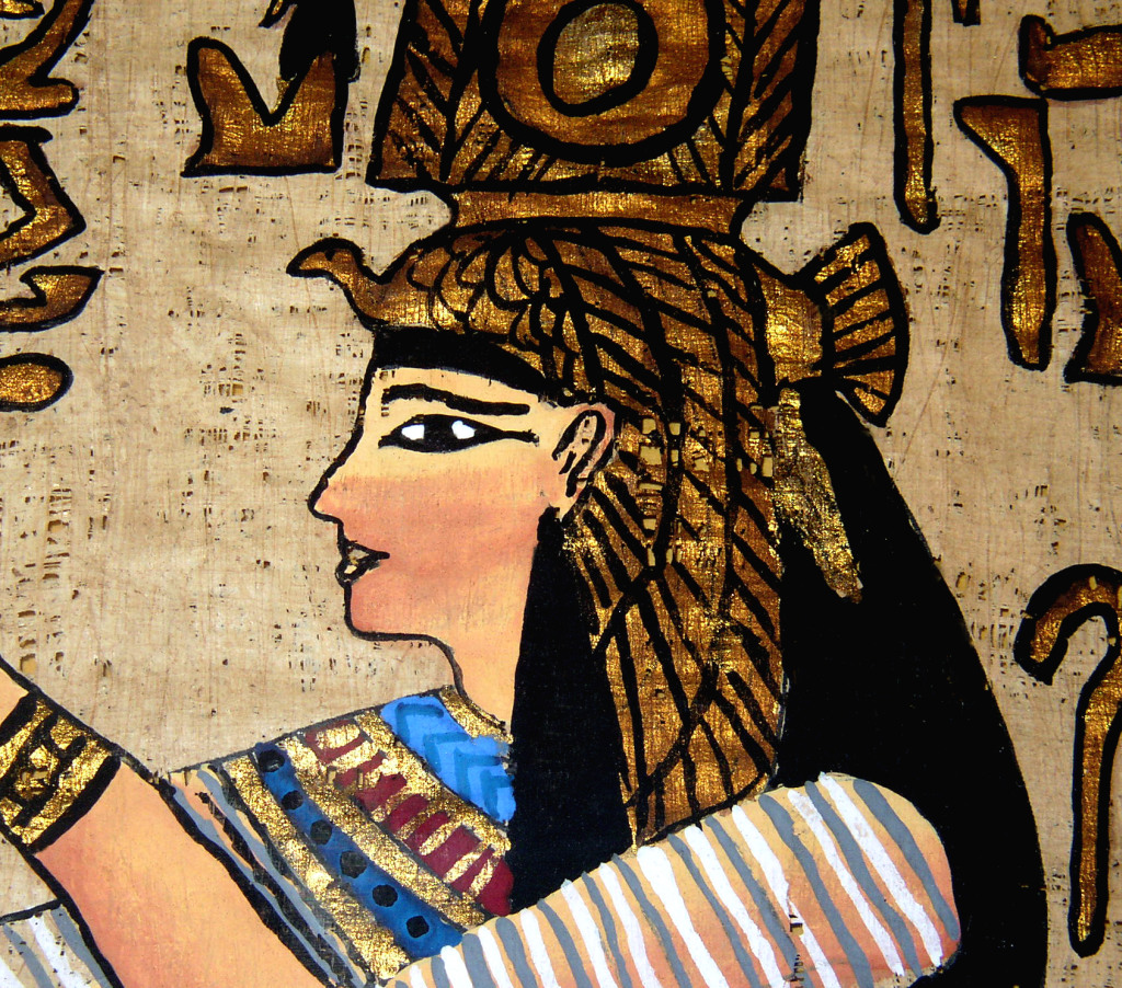 painting-of-aset-isis