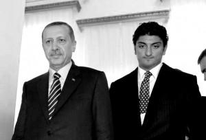 Arif-Efendi-President-Erdogan_cropped_BW